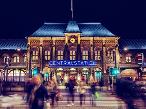 Gothenburg Central Station