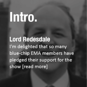 Intro from Lord Redesdale CEO, The Energy Managers Association
