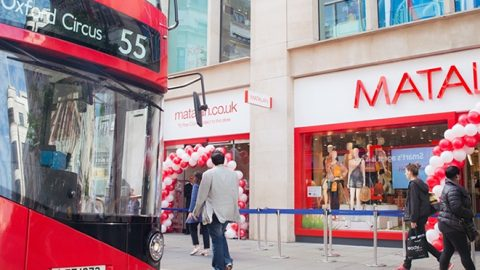 Matalan wireless building energy management