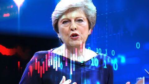 Energy price cap Theresa May