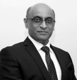 Kirit Patel Environment Manager, DHL Supply chains