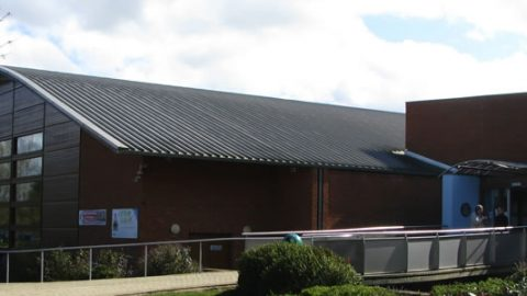 White Horse Leisure and Tennis Centre (WHL)