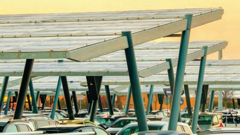 Technical Guide to Multifunctional Solar Car Parks
