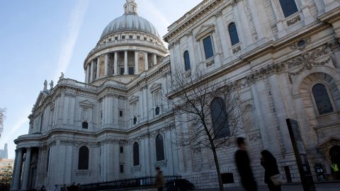 St-Pauls Cathedral external