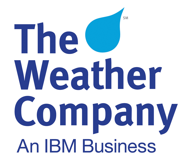 The Weather Company IBM logo