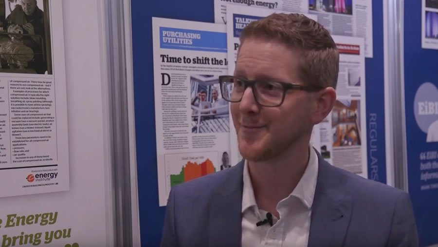 EMEX 2018 - Meet the Experts - Rolls Royce Capitalises on Convergence to Speed Sustainability