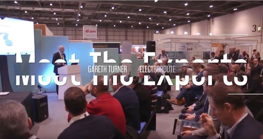 EMEX 2018 - Meet the Experts with Gareth Turner, Head of UK Supply Function at ElectroRoute