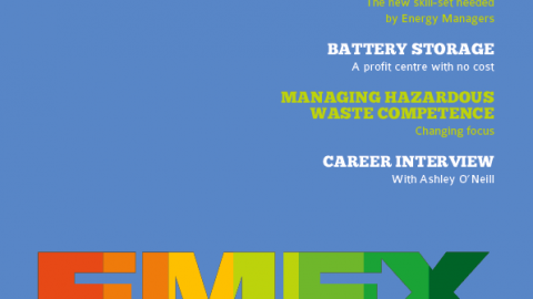The EMA Magazine November-December 2019 EMEX Show Guide