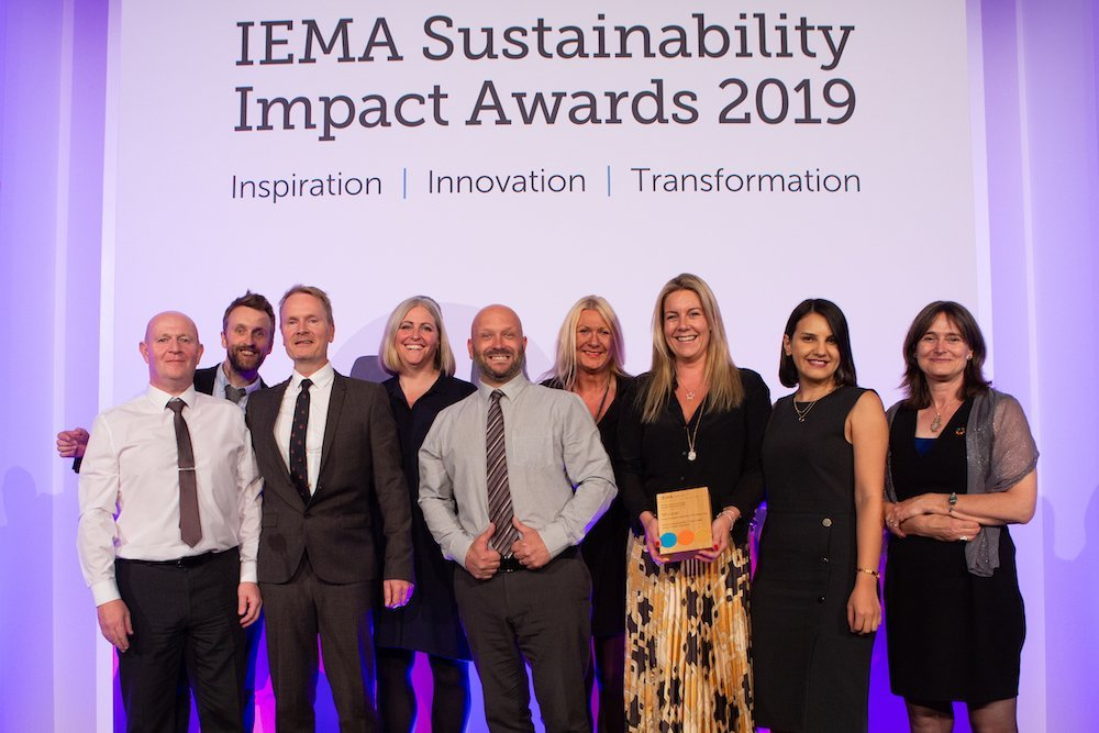 Wilson Power IEMA AWARDS 2019