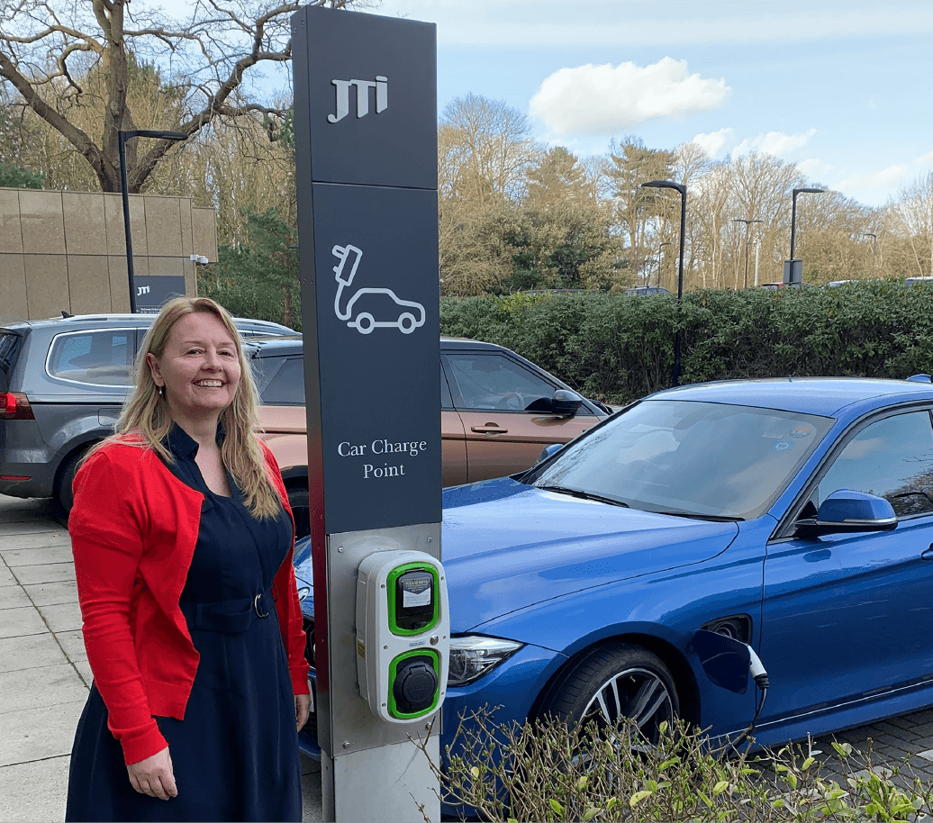 KIRSTY RICE Environmental Manager at JTI UK